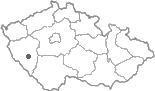 mapa ceske republiky