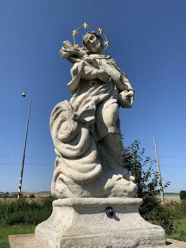 socha Nepomucky